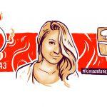 43 – Kinga Kuczyńska: Rozświetlając noc na bazie filologii i teatrologii czyli o komiksie kobiecym